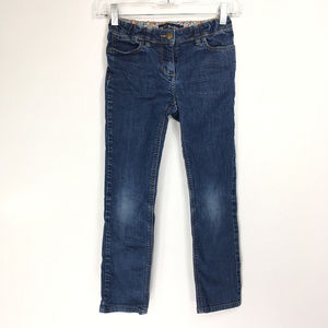 Mini Boden 9Y Jeans Skinny Girls Blue Straight